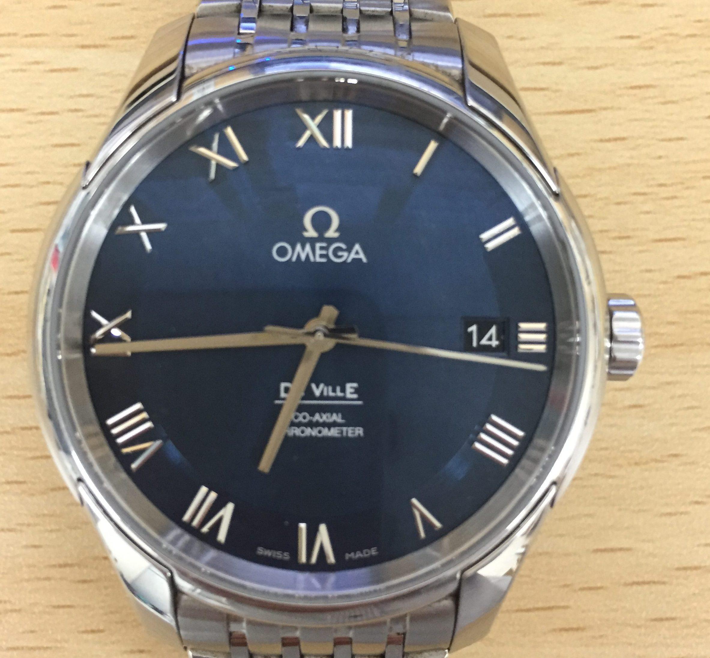 オメガ デビル ブランド品 腕時計
