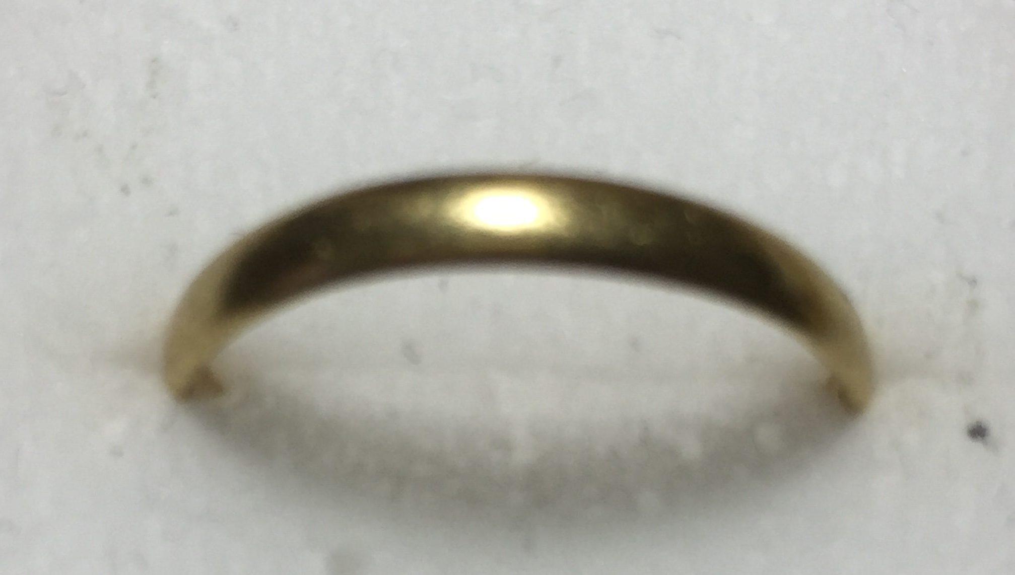 指輪 金 貴金属 K18