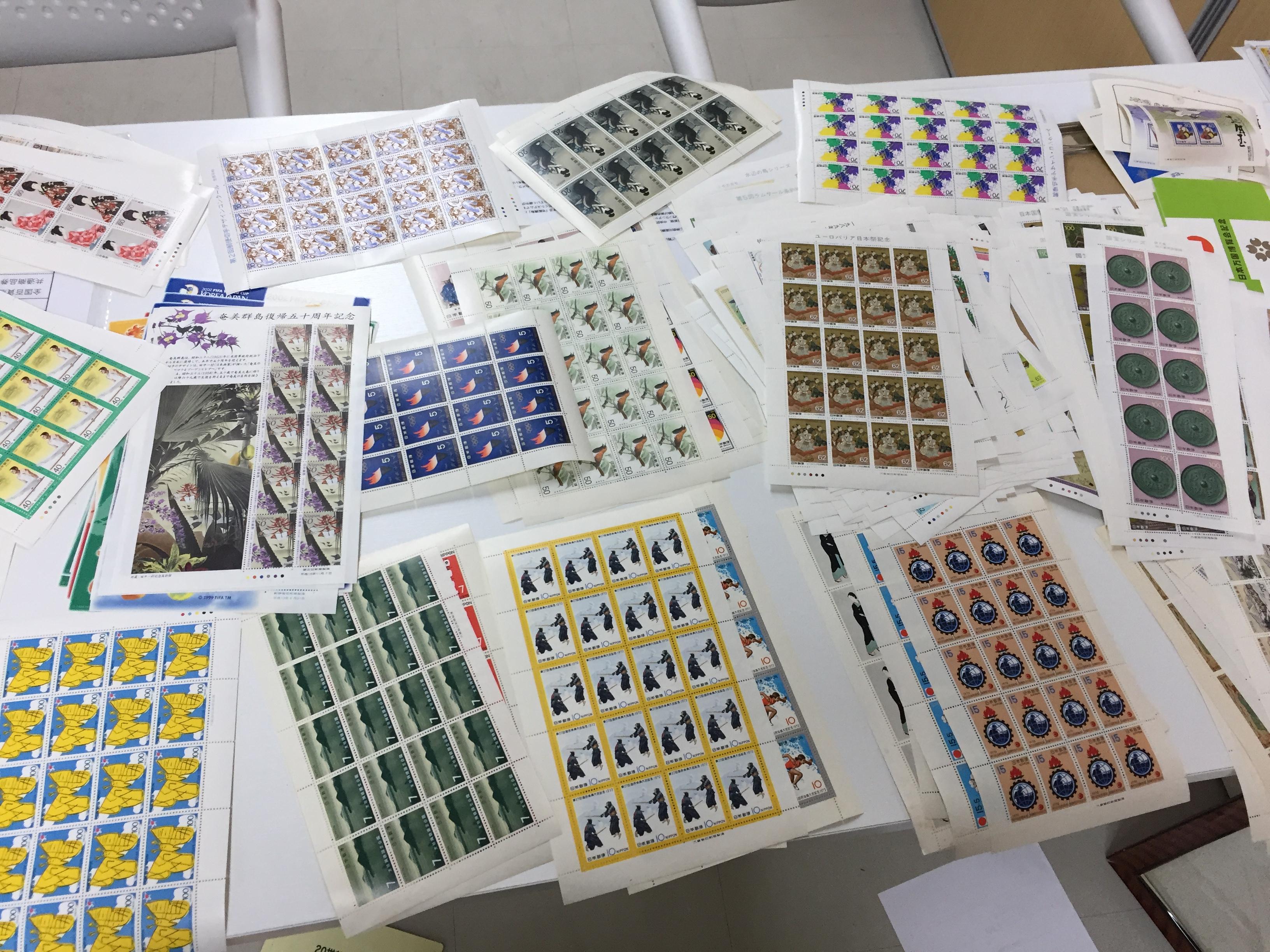 切手 記念切手 シート バラ