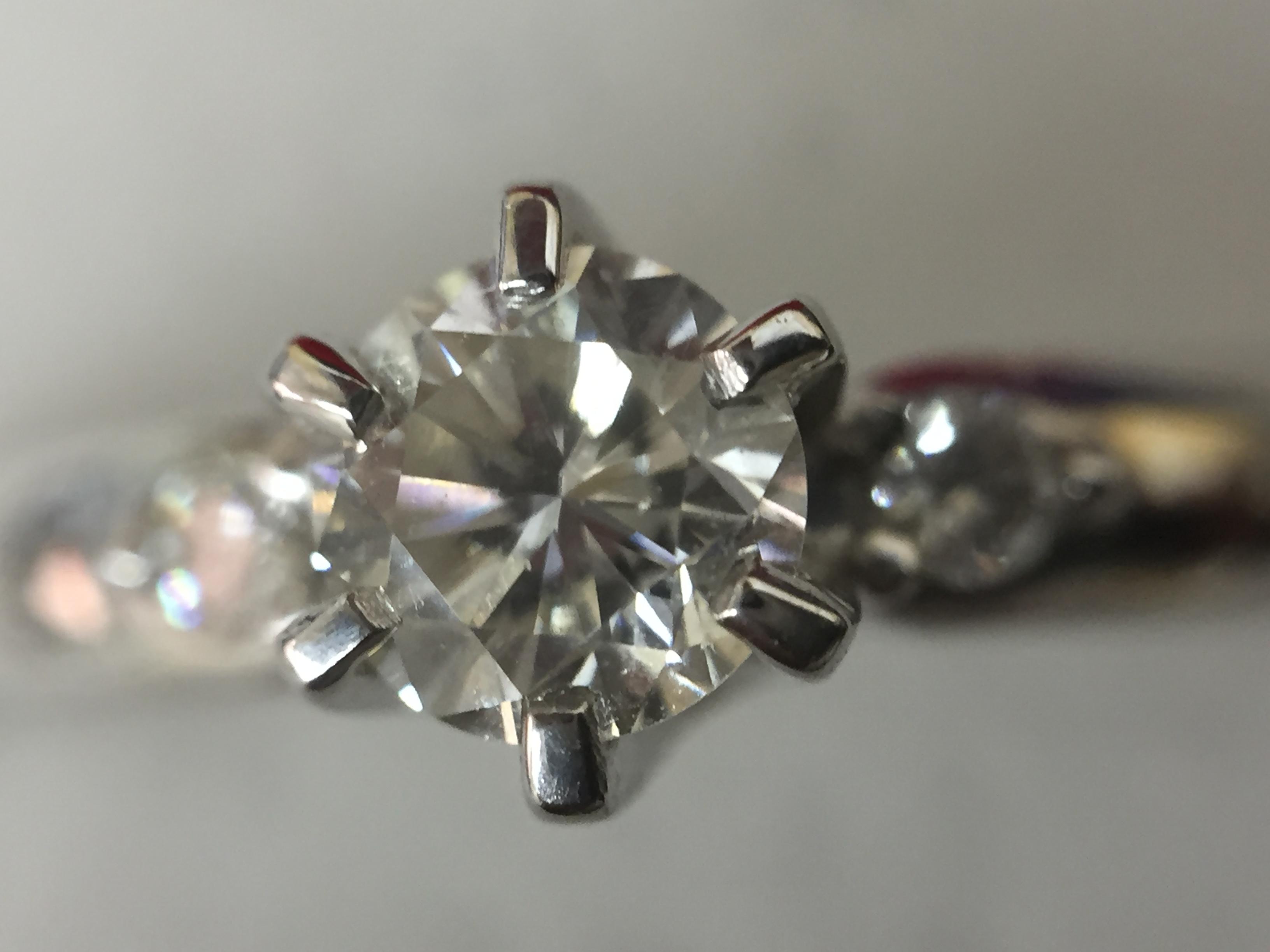 ダイヤモンド ダイヤ 指輪 貴金属 プラチナ 買取