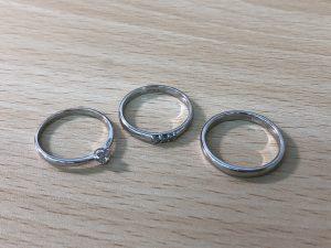 指輪 貴金属 プラチナ ダイヤモンド ダイヤ 買取 高額買取
