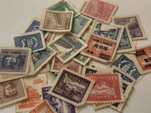 切手 中国切手 レア切手 買取 高額買取