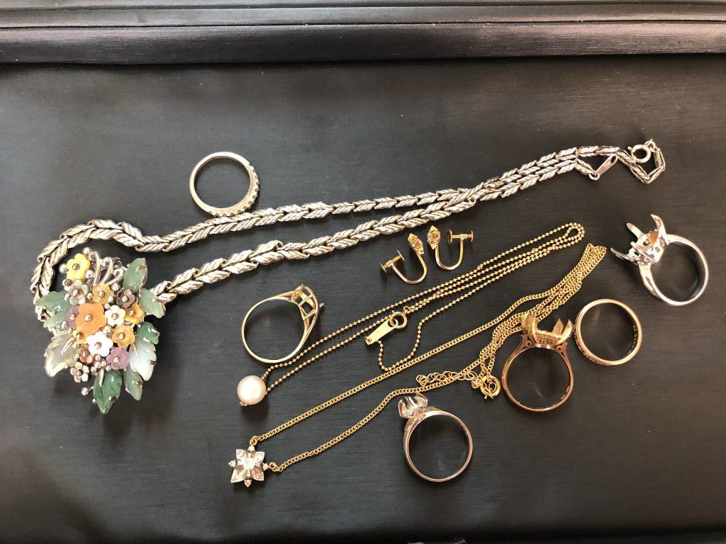 鹿児島市 金、プラチナ、貴金属、ダイヤモンドを買取致しました