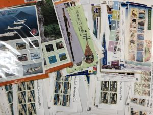 切手 記念切手 高価買取 鹿児島