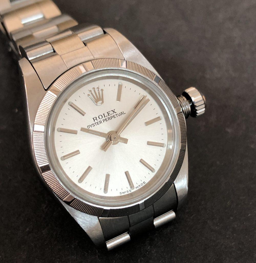 鹿児島:ロレックス レディース時計をお買取りさせて頂きました